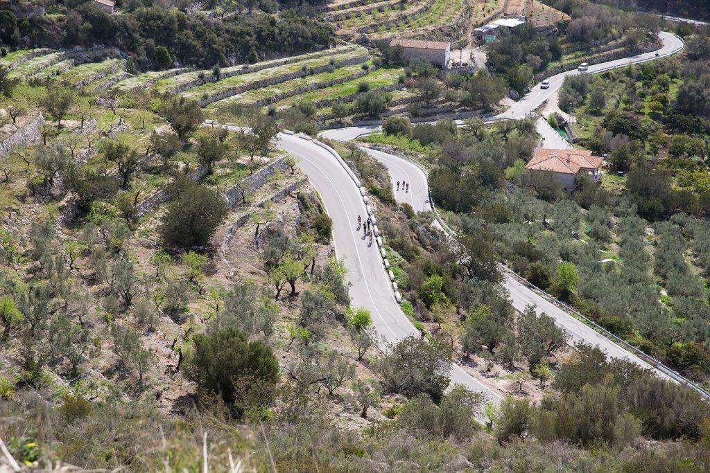 Costa Blanca to raj dla kolarzy